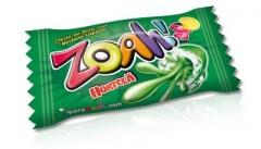 Жвачка Docile ZOAH! со вкусом арбуза 5 грамм